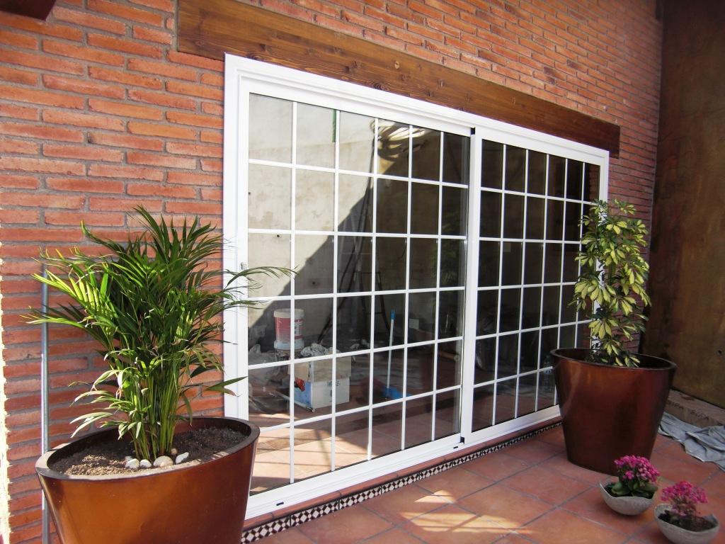 Puertas y ventanas de aluminio baratas latest com for Ventanales elevables