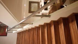 escaleras de madera bogota