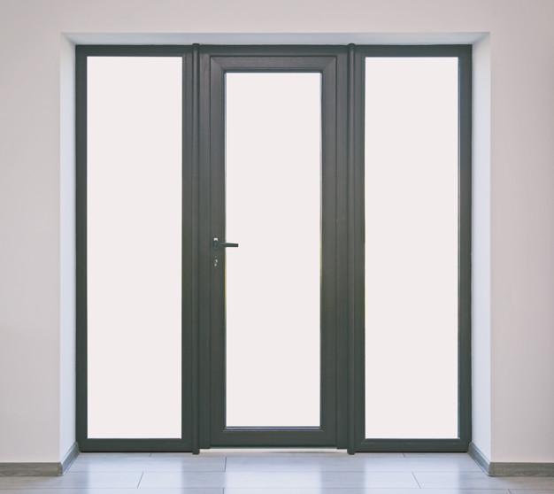 Puertas con vidrio bogota