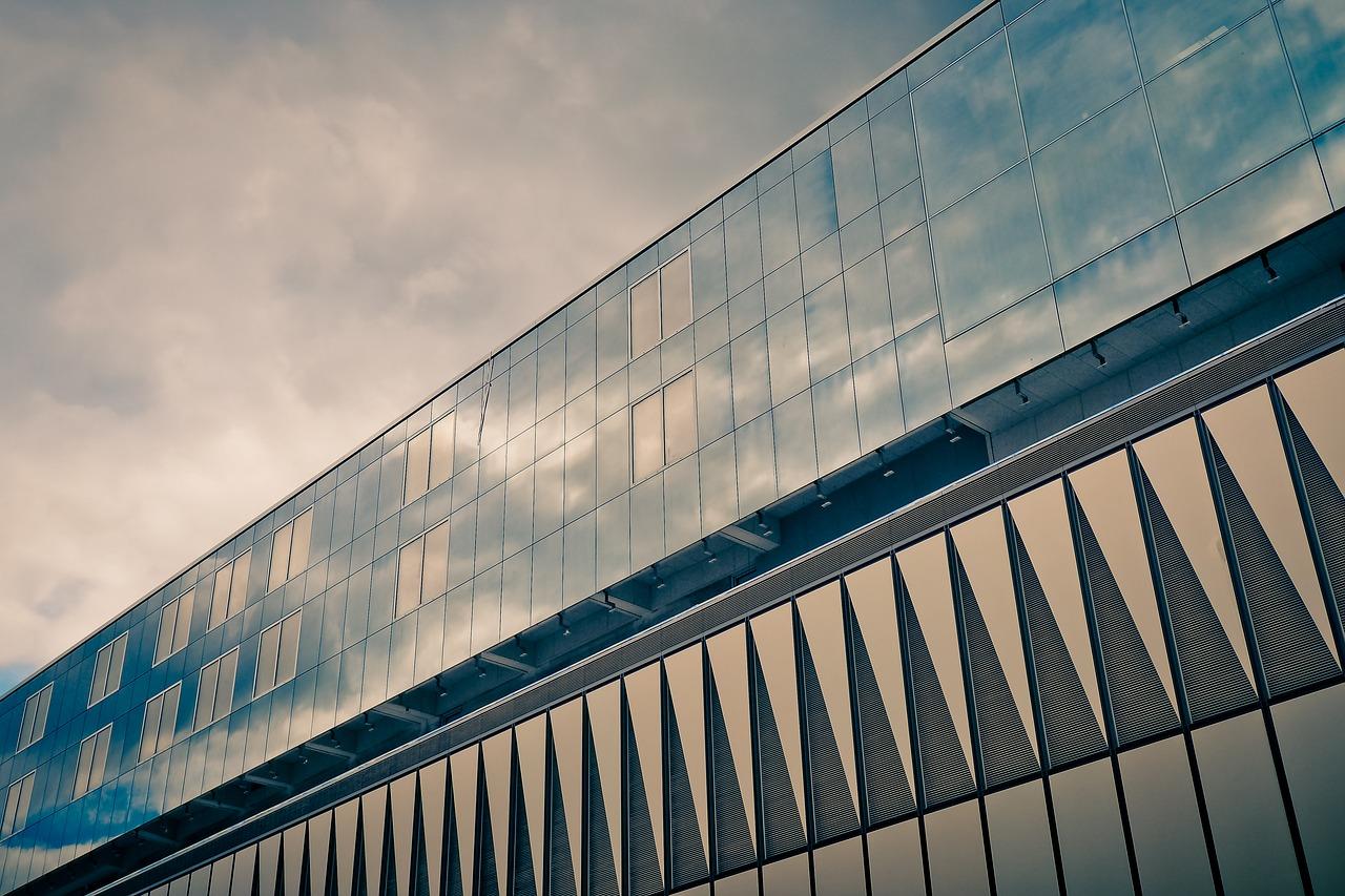 ventanales en aluminio