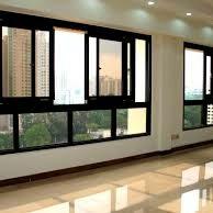 ventana de aluminio salones comunales